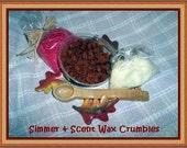 Simmer and Scent  Wax Crumbles Cinnamom Spice