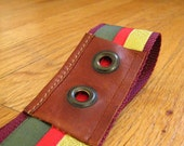 Military Inspired Guitar Strap