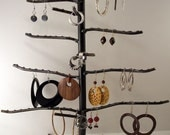 Small Earring and Ring Tree - Earring and Ring Display Rack