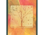 Trees ORIGINAL LIMITED EDITION ACEO