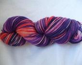 Maggie Mae Merino Swell sock yarn