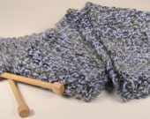 Seed-stitch Scarf, No. 1, reserved for lisalou