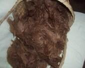Fawn Suri Fleece SALE 1 pound