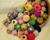 Mini Crochet Tatting Thread Custom Listing for Jennifer Borne ///RESERVED///