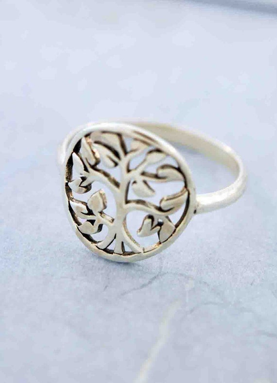 Coveted Tree of LIfe Ring 2
