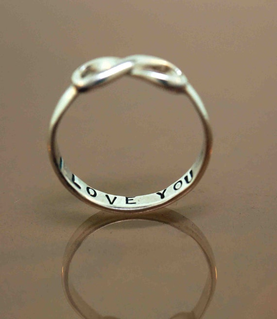 Custom Infinity Ring