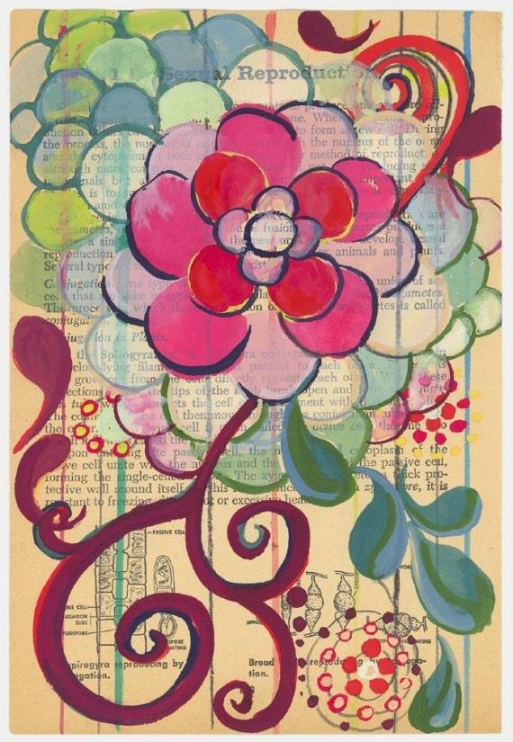 Reproduction (Botanical Study) - Fine Art Giclee Print