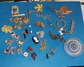 26 Pieces Junk Jewelry cleaning out supplies