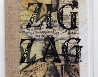 Zig Zag Zine--A Joyful Zine about Creativity