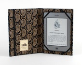 Kindle Touch, Kindle Fire Cover, Kindle 3G Cover- College Business English - device case made from recycled book
