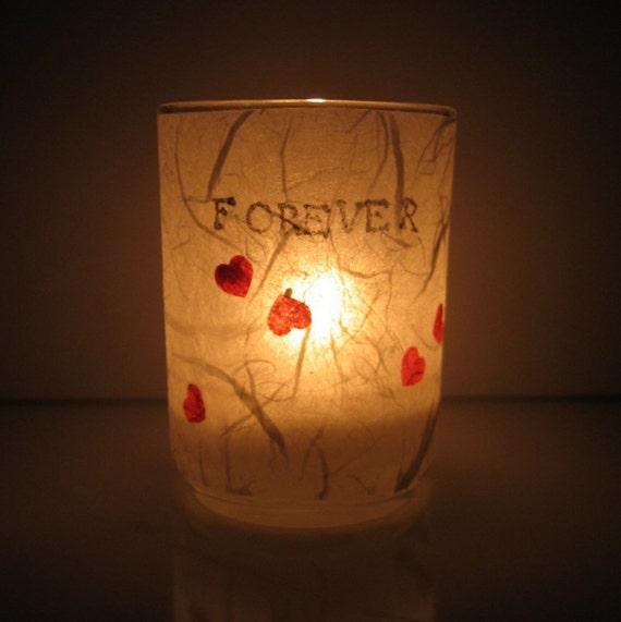Valentine Illuminated Earth Light - FOREVER