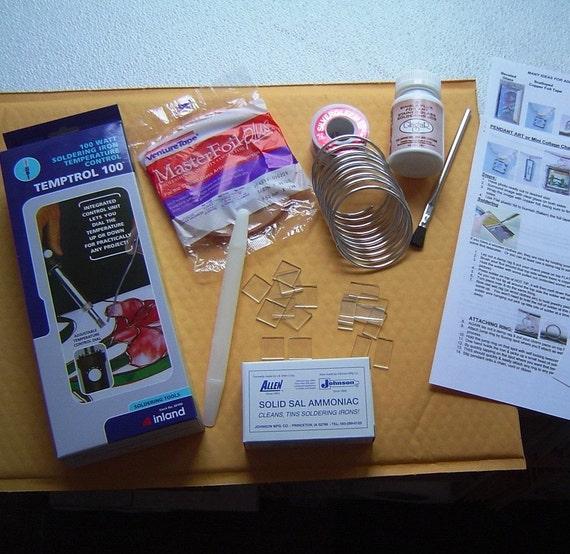 temptrol iron jewelry kit soldering iron temp by glasssupplies. Black Bedroom Furniture Sets. Home Design Ideas