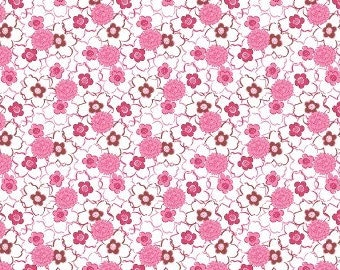 Harmony Art Sweet Jane Organic Cotton Sateen Fabric 58 inches