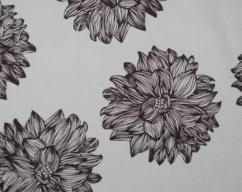 Harmony Art Fabric Evelyn Organic Cotton Sateen Fabric by the yard