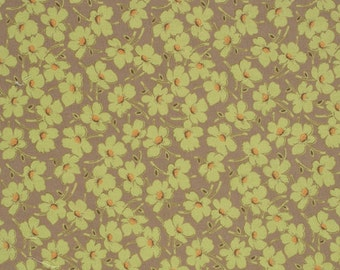 Amy Butler Gypsy Caravan Gypsy Wind Flower Moss cotton Fabric by the yard