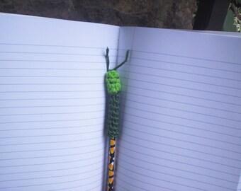Pencil Topper Alien Wormie