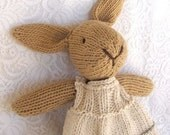 Custom Knitted Woolies - Choose your Stuffed Animal - Order NOW for the Holidays - Limited