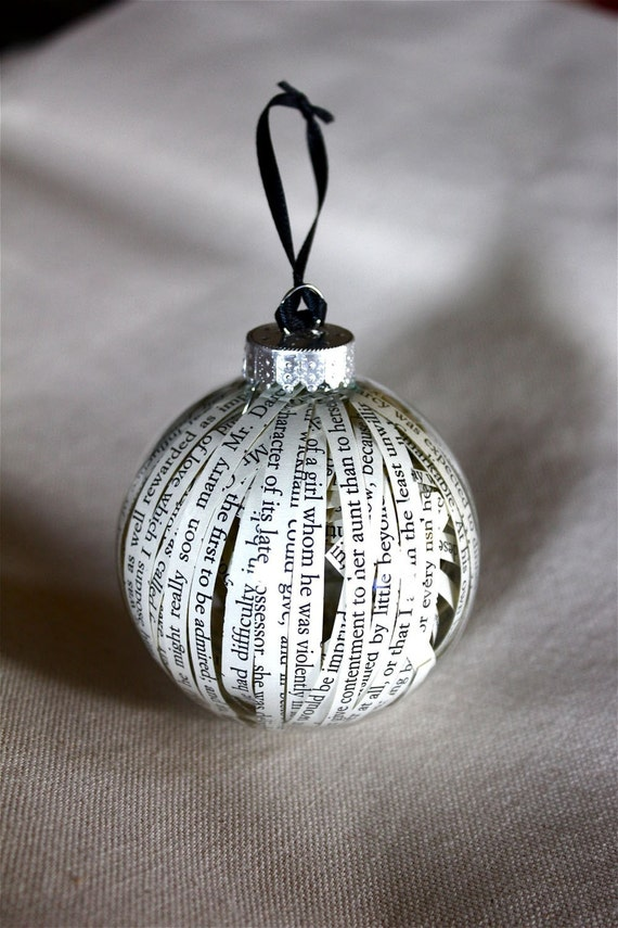 Pride and Prejudice Ornament (1)