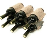 6 Pack Wine Rack