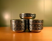 18\/8 Swedish Stainless Steel Compote Bowls