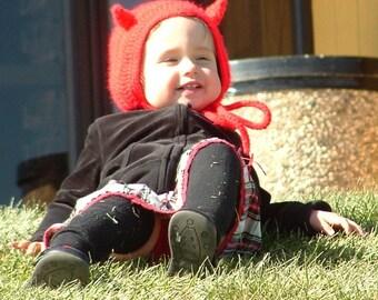 What a Little Devil Hat