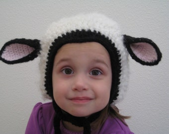 Mary Had A Little Lamb Hat