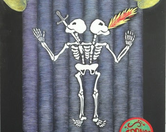 Day of the Dead Sideshow Banner art