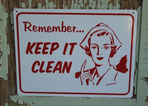 Hygiene Sign With Nurse Bathroom Tattoo Shop Etc By Cinda On Etsy