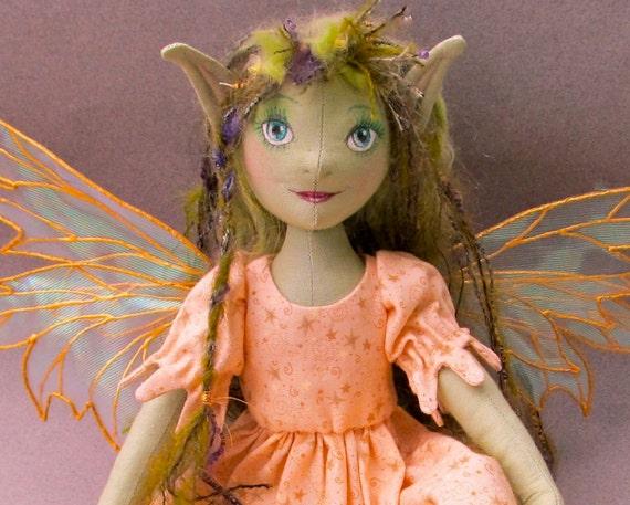 Beryl - Art Doll Fairy