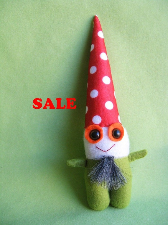 SALE Alexander the Garden Gnome