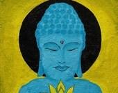 My Blue Buddha