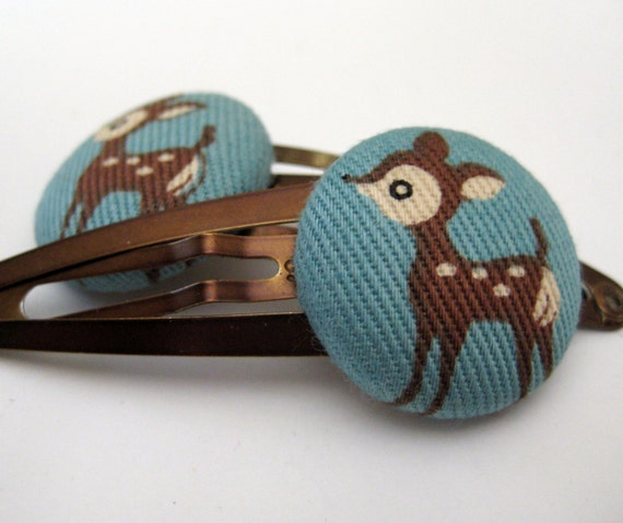 FREE SHIPPING SPECIAL\/\/\/ My Deer Little Girl - Adorable and Fun Hair Clips for Little Girls