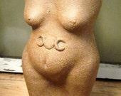 Natural Goddess Vase
