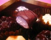 Chocolate Shop Vanilla Creme Truffle Ring