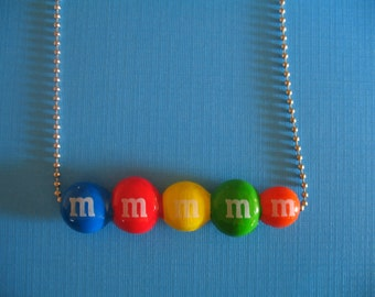 Fake Candy Necklace
