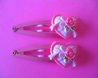 Kitschy Pink Cake Earrings SALE