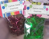 3 oz Bag of Hard Candy Jewels Your Choice Color Flavor