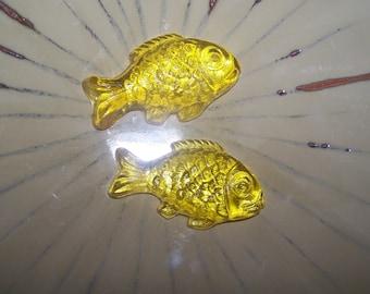 3 oz bag of fish hard candy pieces jewels Unique pieces