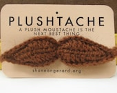 PLUSHTACHE-- Brown