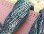 QUIDDITCH - 253 yards 3 ply handspun Colonial worsted weight yarn