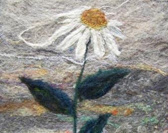 No.407 Daisy - Needlefelt Art Large