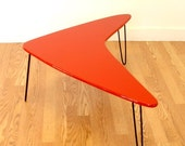 Booma-mid coffee table Mid Century Atomic Eames Era