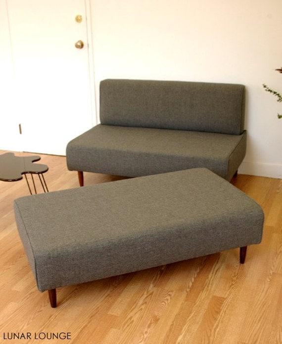 bokz sofa set love seat and sofa bench mid century. Black Bedroom Furniture Sets. Home Design Ideas