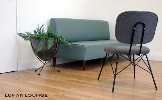 BOKZ SOFA  Mid Century Modern Eames Era Dannish Classic Design