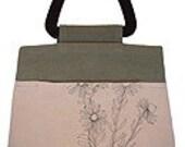 Nicole Mallalieu Squared Flat Bag sewing pattern