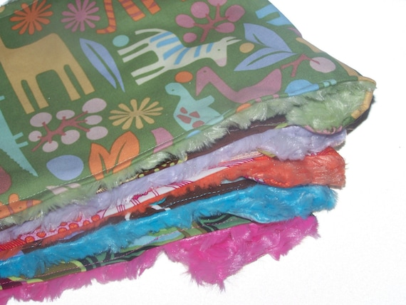Burp Cloth 3 Pack - You Choose