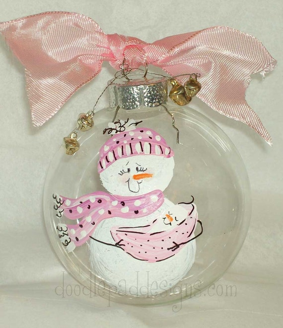 New Mother and Baby Christmas Ornament - Personalized FREE