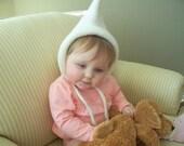 PDF Pattern Lullaby League Bonnet/Hat to crochet and Felt