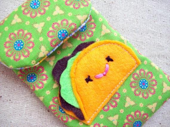 Taco MP3 Cozy