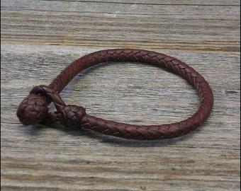 8 Strand Herringbone Bracelet